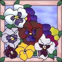 Flower Glass Design Best 25 Stained Glass Designs Ideas On Pinterest Stained Glass