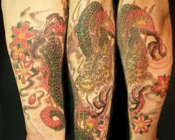 hapanese half sleeve done heaven n hell flickr