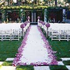 wedding runner wedding aisle runner ebay