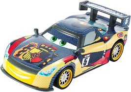 cars characters ramone cars carbon racers diecast max schnell