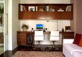 Best Awesome Home Office Design Examples - Cool home office design