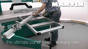 martin sliding table panel saws scott sargeant woodworking