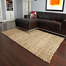floors u0026 rugs brown jute 8x10 area rugs for minimalist living