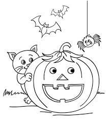 halloween drawings kids color u2013 fun christmas