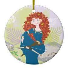 best recommended merida and elinor tree ornaments