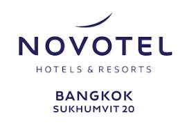 logo chef de cuisine chef de cuisine โรงแรม novotel sukhumvit 20