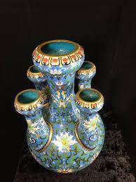 Antique Cloisonne Vases Gannon U0027s Antiques Antique Chinese Signed Cloisonné Enamel Vase Rare