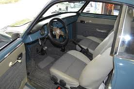 Karmann Ghia Interior Find Of The Day 1964 Volkswagen Karmann Ghia Vwvortex