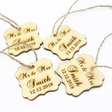 engraved wooden gifts 40x40mm personalized engraved wooden gifts tags custom square