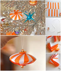 20 hopelessly adorable diy ornaments made from paper diy