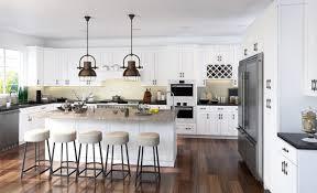 Kabinart Kitchen Cabinets Designer Series Essex U0026 Georgetown