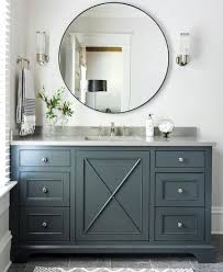 how much does a bathroom mirror cost how much does it cost to remodel a bathroom gray vanity round