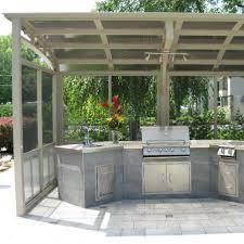 construction cuisine d été extérieure construction cuisine d ete exterieure 6 un tendal sur mesure pour