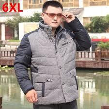 Plus Size Down Coats Aliexpress Com Buy Plus Size Down Coat Big Size Winter Men U0027s