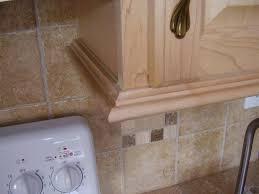 Kitchen Cabinet Door Trim Molding 89 Exles Cupboard Installation Installing Crown Molding On