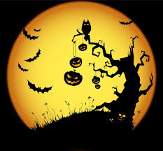 halloween desktop backgrounds wallpaper cave