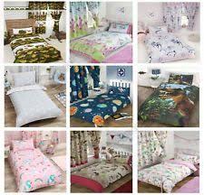 Dinosaur Single Duvet Set Kids Single Duvet Cover Sets Boys Girls Bedding Unicorn Dinosaur