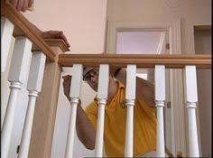 Banister Railing Installation How To Install Your Own Railing Installing Stair Rails