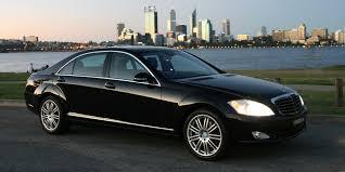 mercedes black car mercedes s class luxury car hire perth chandon limos
