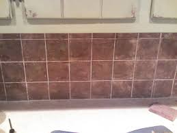 how to paint tile backsplash in kitchen how to sponge paint a tile backsplash sponge painting painted