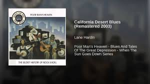 the secret sun heaven or california desert blues remastered 2003