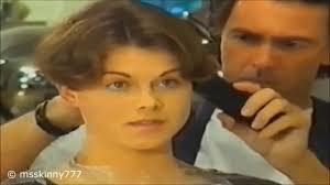 1980s wedge haircut 80s wedge haircut youtube