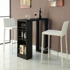 Home Bar Table Pub Tables With Storage Foter