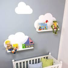 etagere pour chambre bebe etagere murale chambre enfant etagare rangement mural pour chambre
