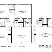 5 bedroom floor plans 2 5 bedroom house plans home planning ideas 2017 5 bedroom floor