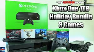 xbox one 500gb gears of war ultimate edition console bundle for xbox one 1tb holiday bundle unboxing best holiday deal 2015
