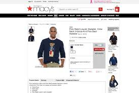 macy s ralph sweaters every isn t created equal the macy s polo sweater vs
