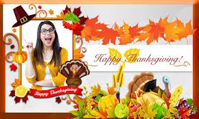 happy thanksgiving photo frames android apps on play