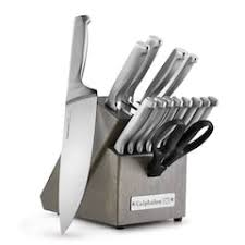 set of kitchen knives knife sets kitchen knives kohl s
