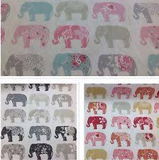 Elephant Curtains Uk Elephant Curtain Fabric Ebay