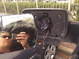 ford f150 replacement mirror driver side mirror was hit how bad is it ford f150 forum