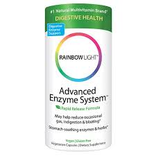 rainbow light multivitamin side effects rainbow light advanced enzyme system full review does it work