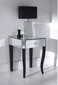 White Glass Top Bedroom Furniture Sophisticated Glass Top Nightstand Design Home Furniture Pics With