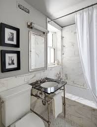 5 tips from an elegant small space bathroom decorating lonny 5 tips from an elegant small space bathroom