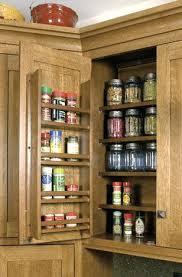 cabinet door mounted spice rack spice rack cabinet door spice storage cabinet wood classics maple