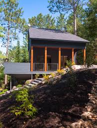 Vacation Home Designs Cost Effective Lakefront Vacation Home For Nature Lovers Design Milk