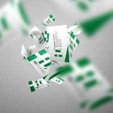 hd roofing business cards design
