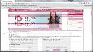 burlington coat factory job application form online best