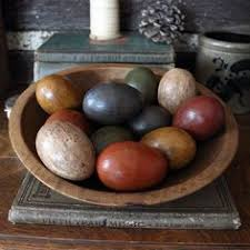 primitive easter eggs here goes my easter n decorations eggs here