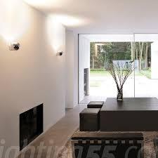 light eye ball wall sconce chrome white by slv lighting at