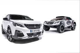 peugeot partner 2016 white peugeot gears up for suv offensive at the 2016 paris motor show