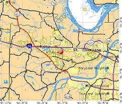 missouri map data o fallon missouri mo 63366 profile population maps real