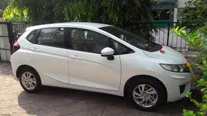my 2015 honda jazz v cvt automatic team bhp