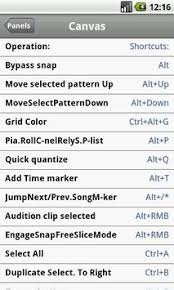 fruity loops apk shortcuts fruity loops studio apk free education app