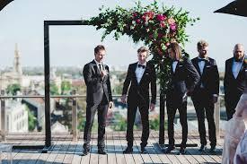 Wedding Backdrop Melbourne Floral Arbour Weddings Groomsmen Melbourne Based Florist