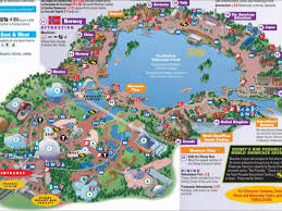 Dvc Map Epcot Interactive Map Youtube